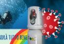 """Emergenza Covid-19: bombole di ossigeno """"donate"""" dai Centri subacquei. Andrà tutto bene (!?)"""